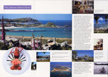 Photography for the holiday island of Tresco used for marketing, brochures, menus, flyers, website and PR material