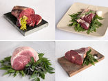 Food photography for Sharpham Park butchery